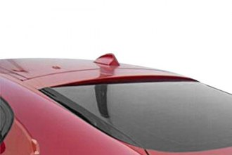 D2S® - Euro Style Rear Lip Spoiler (Painted)