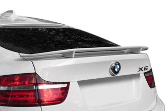 D2S® BX6-W1 - H-Style Rear Wing Spoiler (Painted)
