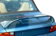 D2S® BZ3-W1 - Factory Style Rear Spoiler (Painted)
