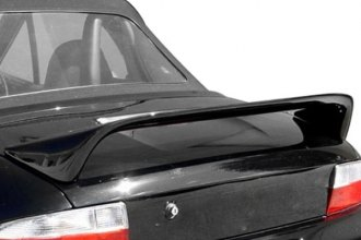 D2S® - Euro Style Rear Wing Spoiler