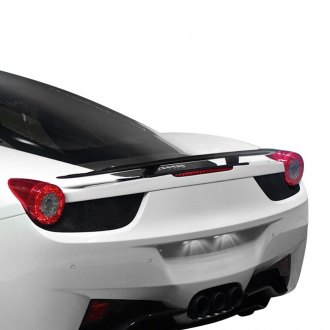 D2S® - CompWerks Style Carbon Fiber Rear Wing Spoiler