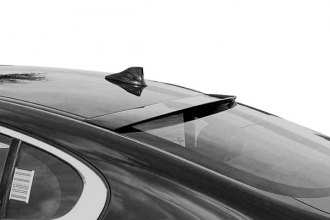 D2S® JGXF-R1 - Euro Style Rear Roofline Spoiler (Painted)