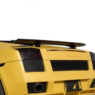 D2S® LMG-W1 - H-Style Rear Spoiler (Unpainted)
