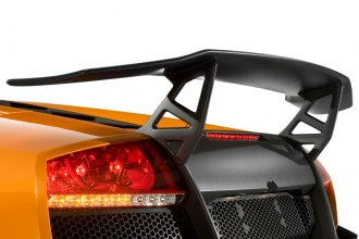 D2S® - LP670SV Style Rear Wing Spoiler with Light