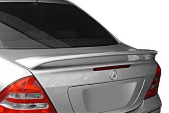 D2S® M203S-W1 - Euro Style Rear Wing Spoiler (Painted)