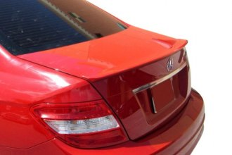 D2S® M204-L1 - Factory Style Rear Lip Spoiler (Painted)