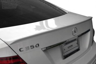 D2S® M204C-L1 - Factory Style Rear Lip Spoiler (Painted)