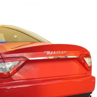 D2S® - MC Sport Style Rear Spoiler (Painted)