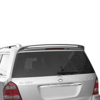 D2S® - Euro Style Rear Wing Spoiler with Light (Unpainted)