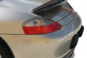 D2S® - Aero Style Carbon Fiber Rear Wing Spoiler with Light