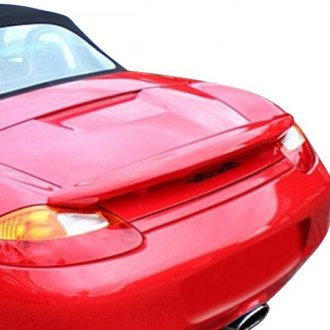 D2S® - Aero Style Rear Wing Spoiler with Light