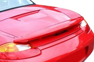 D2S® P986-W1 - Aero Style Rear Wing Spoiler with Light (Unpainted)