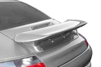 D2S® P996-W2 - Aero-Kit Style Rear Wing Spoiler with Light (Painted)