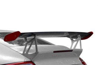 D2S® - GT3-RS-v2 Style Rear Wing Spoiler with Light (Unpainted)