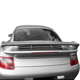 D2S® - AeroKit Style Rear Wing Spoiler with Light (Unpainted)