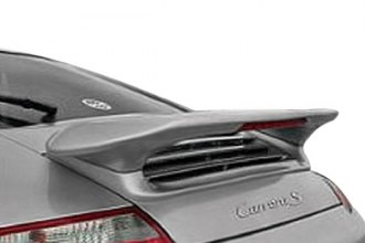 D2S® - Aero-Kit Style Rear Wing Spoiler with Light (Unpainted)