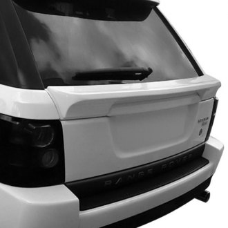 D2S® RRS-L1 - Euro Style Rear Wing Spoiler (Painted)