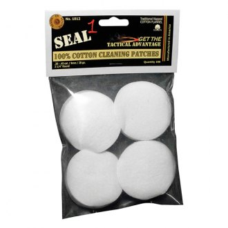 "DAC Technologies® - SEAL 1™ 2.25"" Cotton Cleaning Patches"