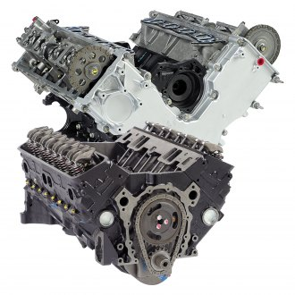 Dahmer Powertrain® - Long Block Engine
