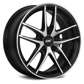 DAI ALLOYS® - DW100 APEX Gloss Black with Machined Face