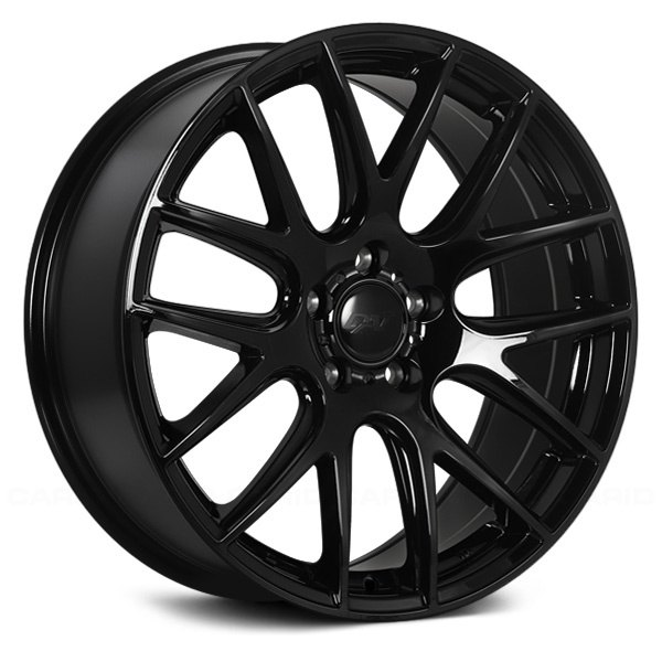 dai alloys dw48 autobahn wheels gloss black rims dw4818008 carid com
