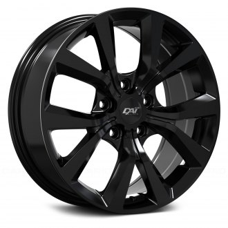 DAI ALLOYS® - DW107 MISSION Gloss Black