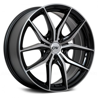 DAI ALLOYS® - DW69 ARC Gloss Black with Machined Face