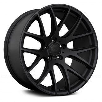 DAI ALLOYS® - AUTOBAHN Satin Black