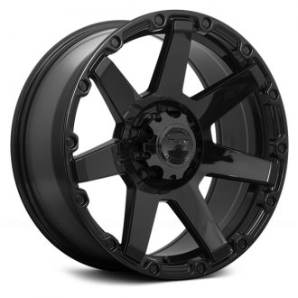 DAI ALLOYS® - BARRETT Gloss Black