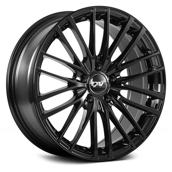 DAI ALLOYS DW60 COSMOS Wheels Gloss Black Rims DW6016006D Unique 5x105 Bolt Pattern