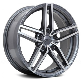 DAI ALLOYS® - EVO Gunmetal with Machined Face
