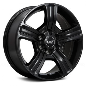DAI ALLOYS® - FORCE Gloss Black with 5 Spokes