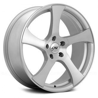 DAI ALLOYS® - MODULAR Silver with Brushed Face