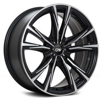 DAI ALLOYS® - ORACLE Gloss Black with Machined Face