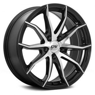 DAI ALLOYS® - PARADOX Gloss Black with Machined Face