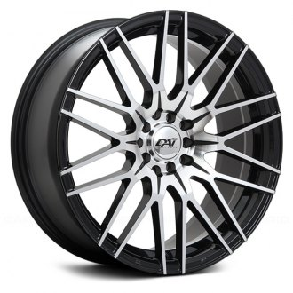 DAI ALLOYS® - DW81 REBEL Gloss Black with Machined Face