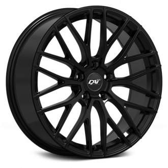 DAI ALLOYS® - RENNSPORT Gloss Black
