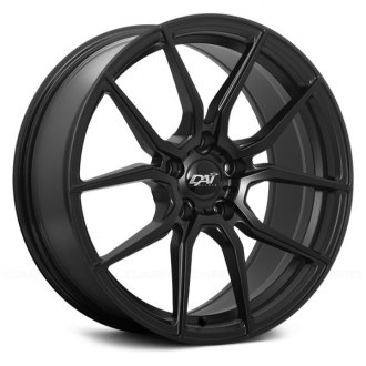 DAI ALLOYS® - RIOT Satin Black