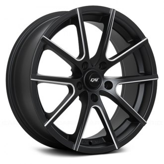 DAI ALLOYS® - STAAR Satin Black with Milled Accents