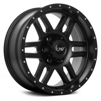 DAI ALLOYS® - DW68 STORM Satin Black