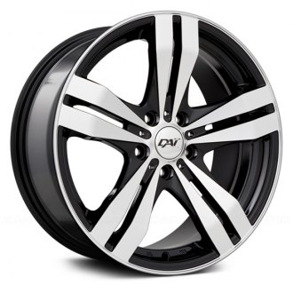 DAI ALLOYS® - DW34 TARGET Gloss Black with Machined Face