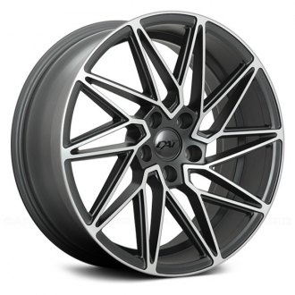 DAI ALLOYS® - VX Gunmetal with Machined Face