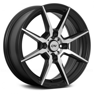 DAI ALLOYS® - DW93 ZENITH Gloss Black with Machined Face