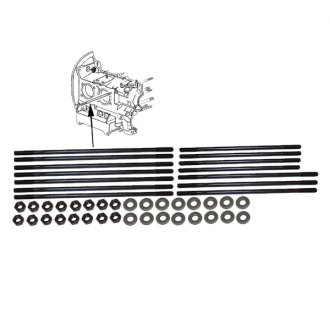 Dansk® - Dual Port Cylinder Head Stud Kit