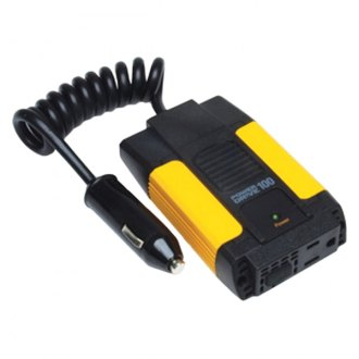 DAS® - Powerdrive DC-AC 100W Power Inverter with Lighter Plug