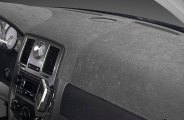 Dash Designs® DT2929-0-BCH - Dash-Topper™ Brushed Suede Charcoal Dash Cover