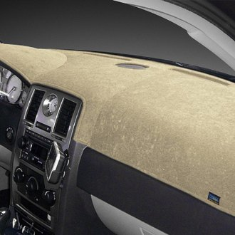 Dash Designs® - Dash-Topper™ Brushed Suede™ Mocha Dash Cover