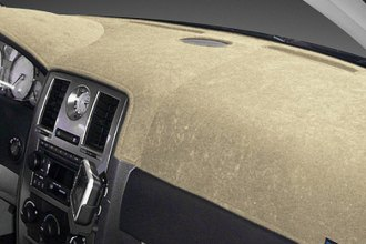 Dash Designs® - Brushed Suede Mocha Dash Cover