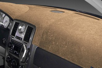 Dash Designs® - Dash-Topper™ Brushed Suede Dash Cover