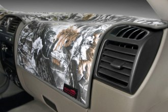 Dash Designs® - Camo Superflage Snow Dash Cover